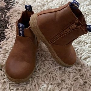 Brown girl booties